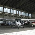 Hungarian hangar