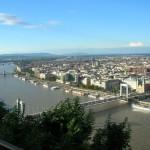 Budapest scenery