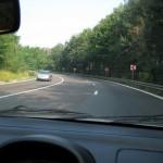 Road trip back to Sibiu