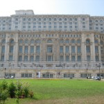 "Impressive ""Peoples House"" / Romanian parliament in Bucharest"