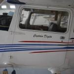 Personalised airplane