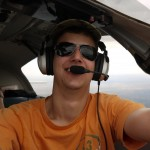 Me flying the lancair